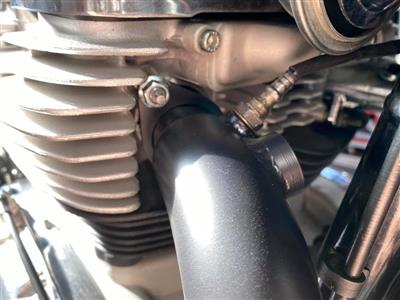 STAINLESS RACE ONLY HEADER SET